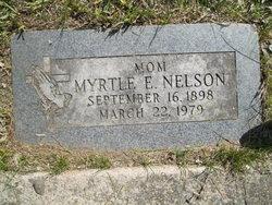 Myrtle E <i>Sower</i> Nelson