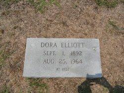 Dora <i>Elliott</i> Elliott