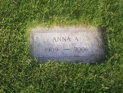 Anna A. <i>White</i> Bernard