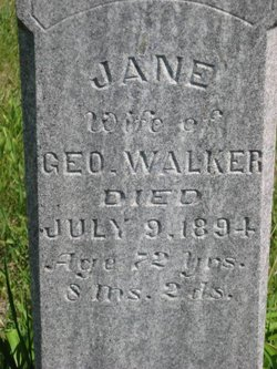 Jane <i>Summers</i> Walker