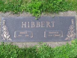 Ernest T. Hibbert