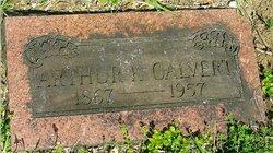 Arthur Kean Calvert, Sr