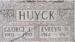 Evelyn N Huyck
