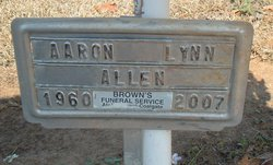 Aaron Lynn Allen