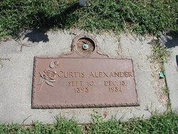 Curtis Alexander