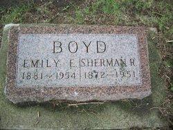 Sherman Richard Boyd