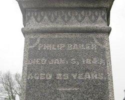 Philip Bailer