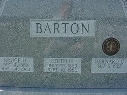 Edith Holly <i>Mellott</i> Barton