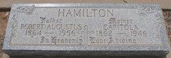 Robert Augustus Hamilton
