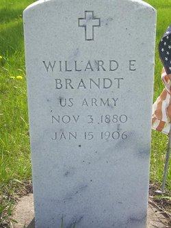 Willard E. Brandt