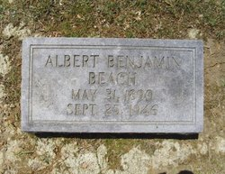 Albert Benjamin Beach