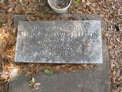 Margaret <i>Davis</i> Ellison