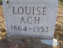 Louise <i>Remus</i> Ach
