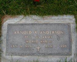 Arnold R Anderson
