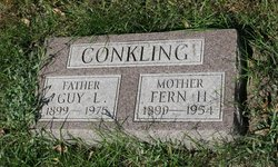 Fern Hazel <i>Rathke</i> Conkling