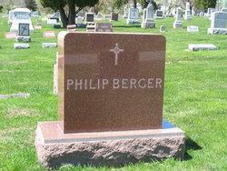 Philip S Berger, Sr