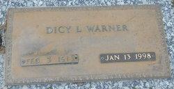 Dicy Warner