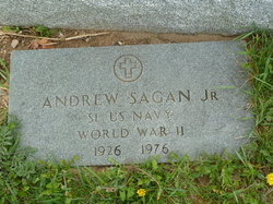 Andrew E Sagan, Jr