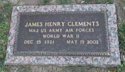 James Henry Clements