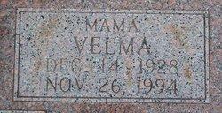Velma Mae Abbott