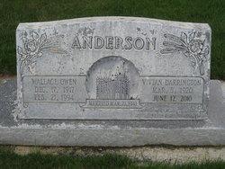 Vivian <i>Darrington</i> Anderson