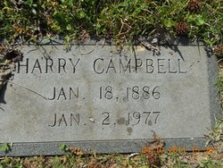 Harrison Harry Campbell