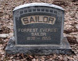 Forrest Everet Sailor