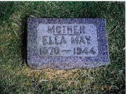 Ella May <i>Fauchier</i> Evans
