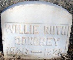 Willie Ruth Condrey