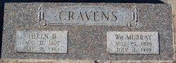 Helen B Cravens