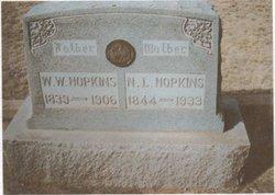 Nancy Lavonia <i>Tubb</i> Hopkins