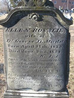 Ellen Rosalie Ellie <i>Boone</i> Mudd