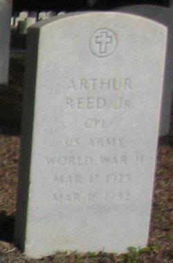 Arthur Reed, Jr