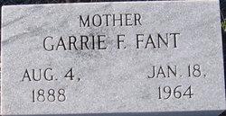 Garrie Fannie <i>Cotton</i> Fant