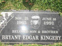 Bryant Edgar Kingery