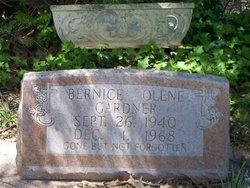 Bernice Olene <i>Curtis</i> Gardner