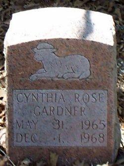 Cynthia Rose Gardner