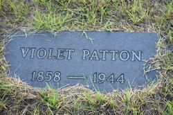 Violet <i>Stewart</i> Patton