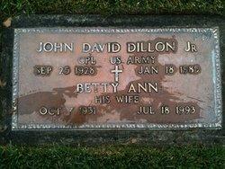 John David Dillon, Jr