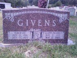 Gladys Octavia <i>Bradley</i> Givens