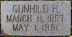 Gunhild H. <i>Hjalland</i> Hvammen