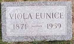 Viola Eunice <i>Castle</i> Ames