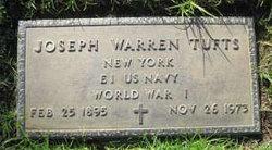 Joseph Warren Tufts