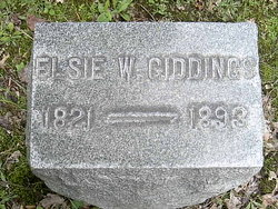 Elsie A <i>Wilder</i> Giddings