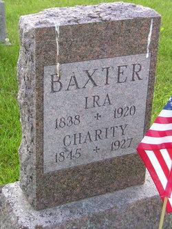 Charity Baxter