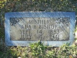 Ada B Bishop