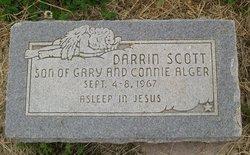 Darrin Scott Alger