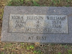Viola Campbell <i>Ellison</i> Williams