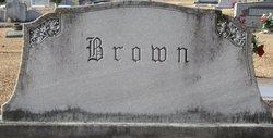 Mattilu <i>Burch</i> Brown
