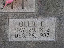 Ollie E. <i>Miller</i> Abbott